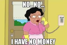 MONEY CARTOON