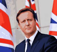 David Cameron Goodbye
