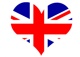 Heart flag UK